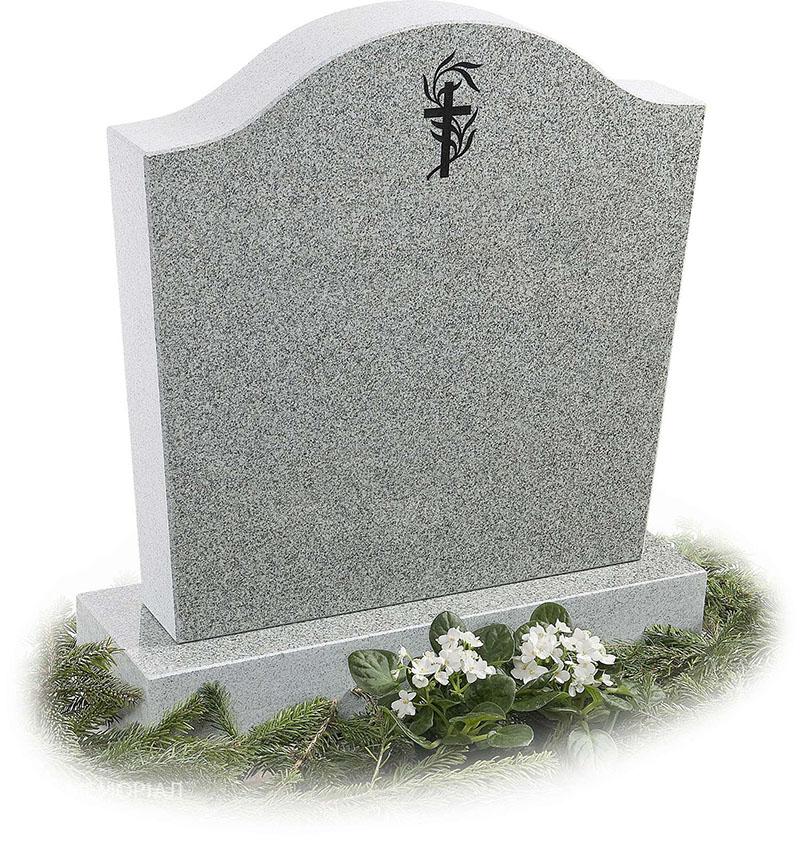 Надгробні пам'ятники з білого каменю. Білі пам'ятники на могилу