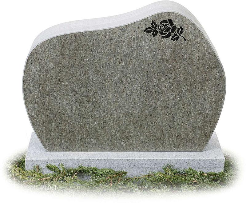 Почему именно памятник из серого гранита?