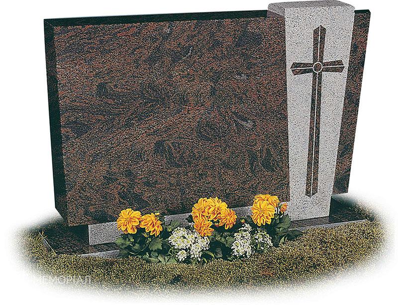 Монтаж пам'ятника на могилу - професійно і оперативно