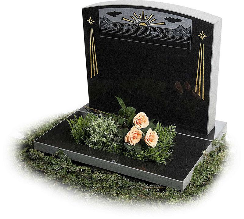 Установка пам'ятників на кладовищі - найдієвіші способи монтажу